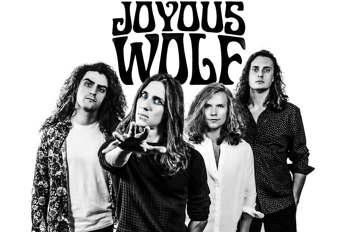 Joyous Wolf Release Flashy Video for 'Quiet Heart' — Interview