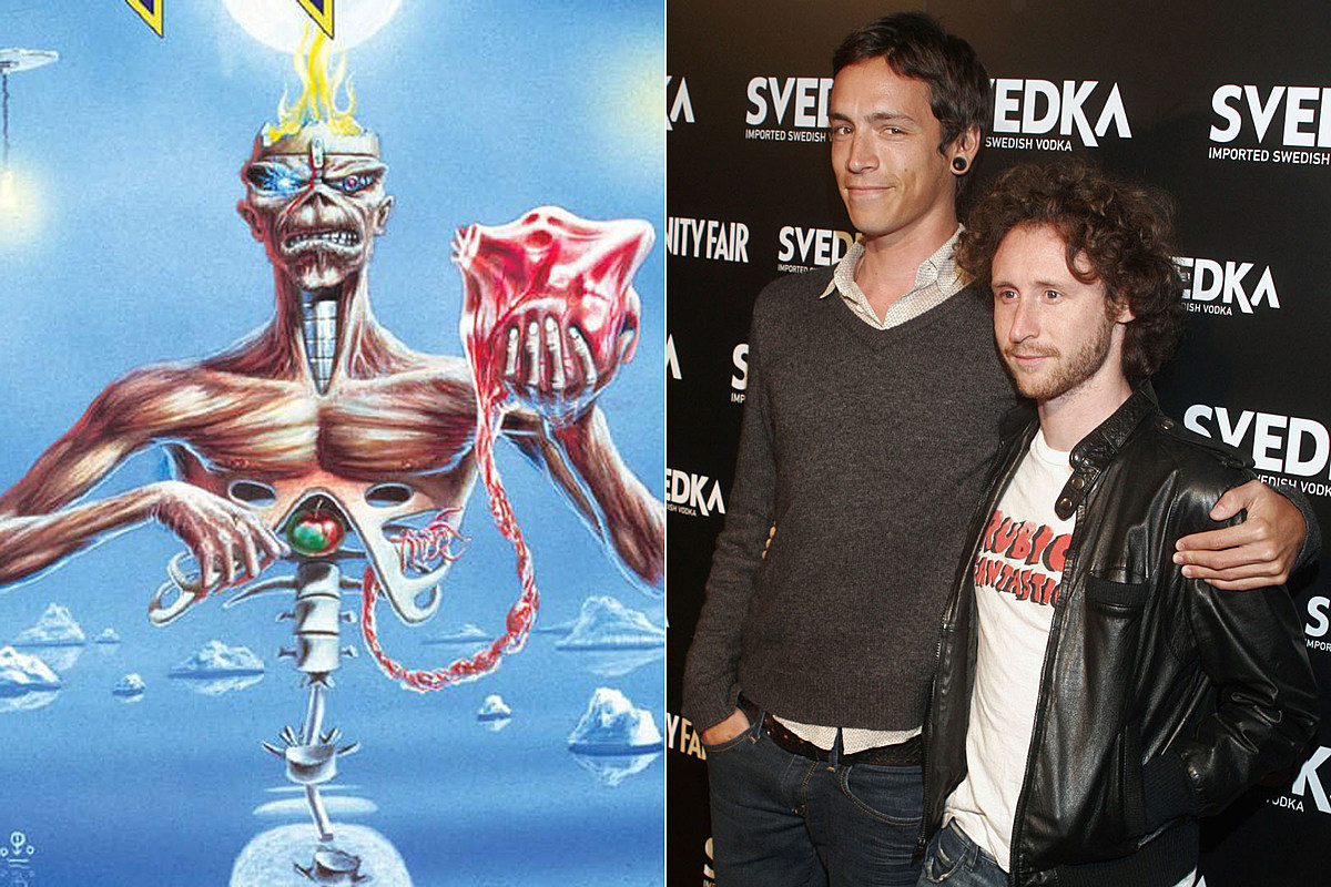 Incubus Asked Iron Maiden if They Could Borrow 'Eddie' Production