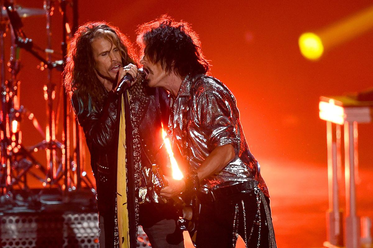 Aerosmith Add 15 New 2020 Dates to Las Vegas Residency