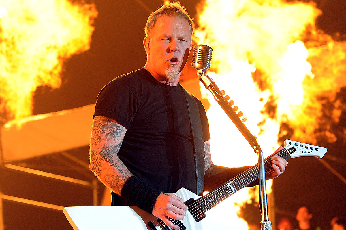 Metallica Team Up With Billabong for Surf Wear Line