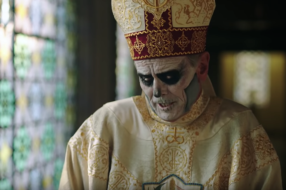 Ghost Go '60s in Surprise New Song 'Kiss the Go-Goat'