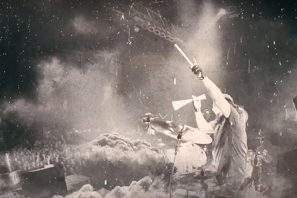 Hellyeah Salute Vinnie Paul's Legacy With 'Skyy and Water' Video