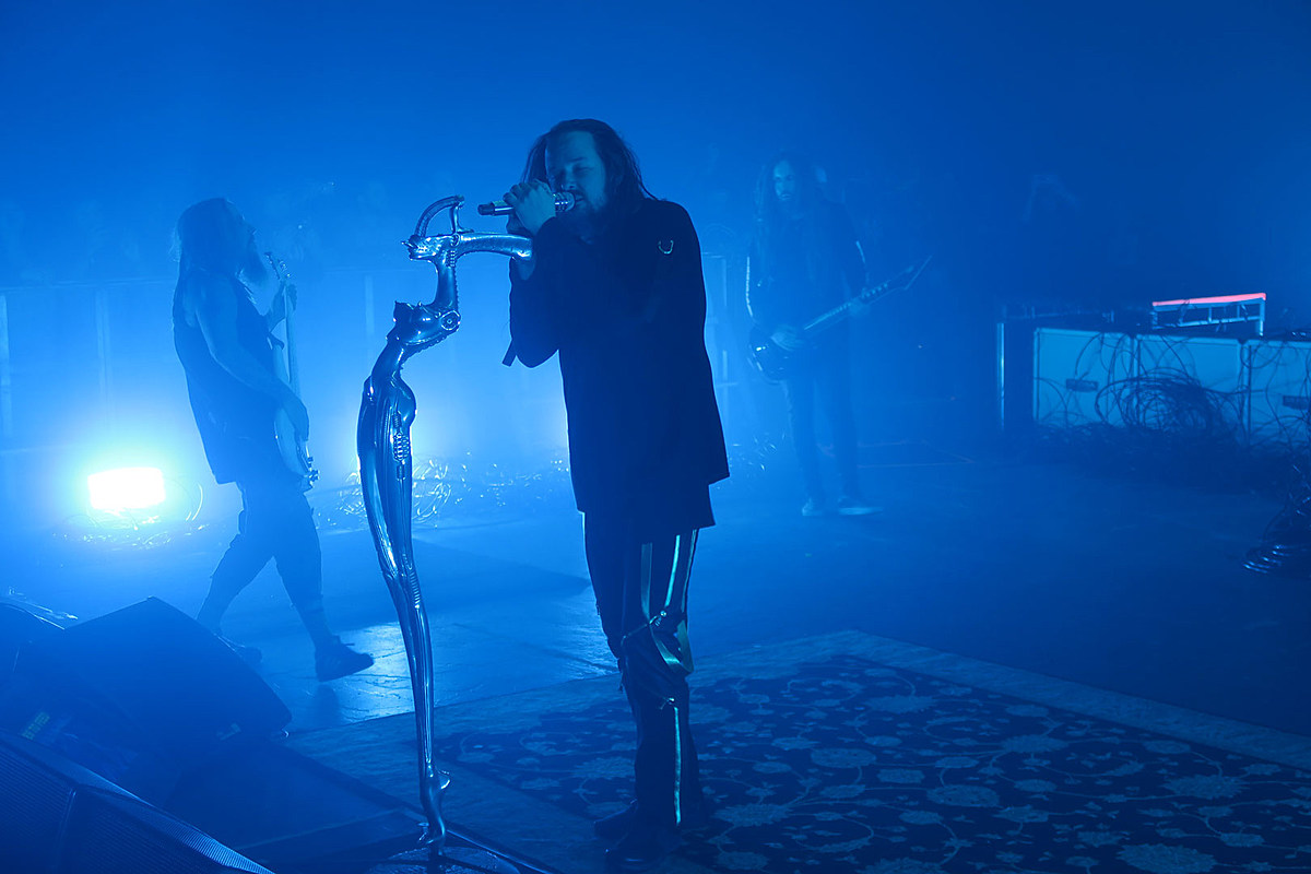 Korn Give That Extra 'Something' for 'The Nothing' in Los Angeles