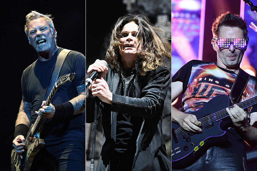 Global Citizen Festival 2020.Metallica Ozzy Osbourne Muse To Rock 2020 Global Citizen Event