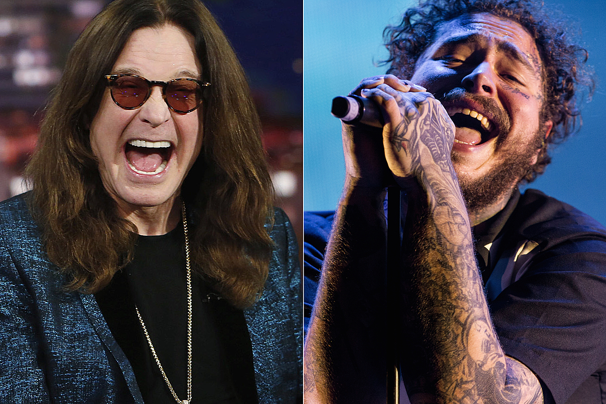 Listen: Ozzy Osbourne Guests on New Post Malone Song