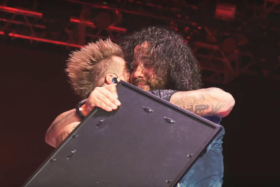 Papa Roach Show Music's Healing Connection in 'Come Around' Clip