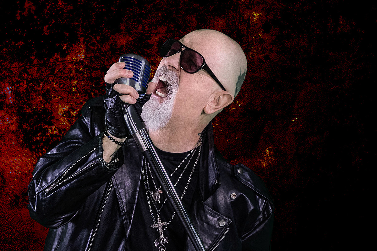Rob Halford Announces 'Celestial' Holiday Album, Debuts New Song