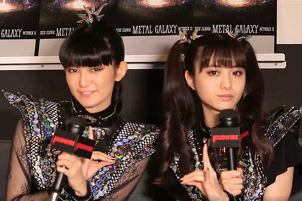 Babymetal Tour 2020.Babymetal On Yuimetal S Difficult Departure Metal Galaxy
