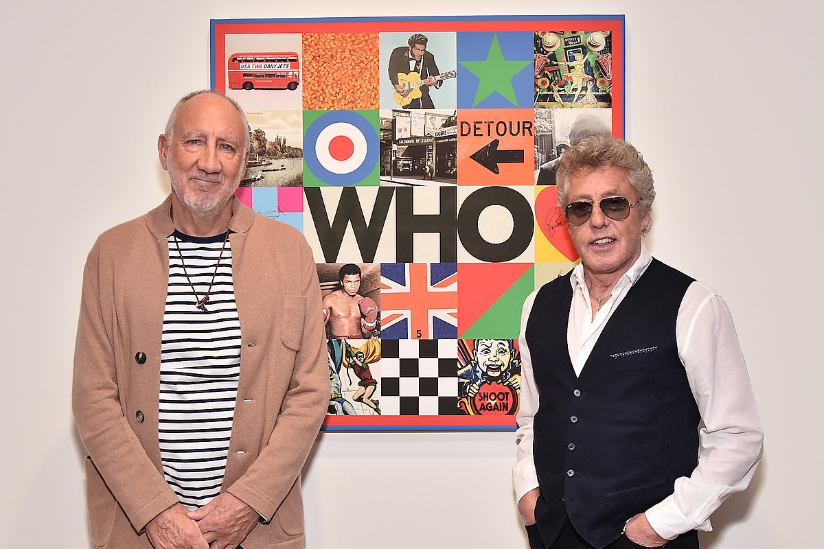The Who Debut New Song 'Ball and Chain' + Share New Album Details
