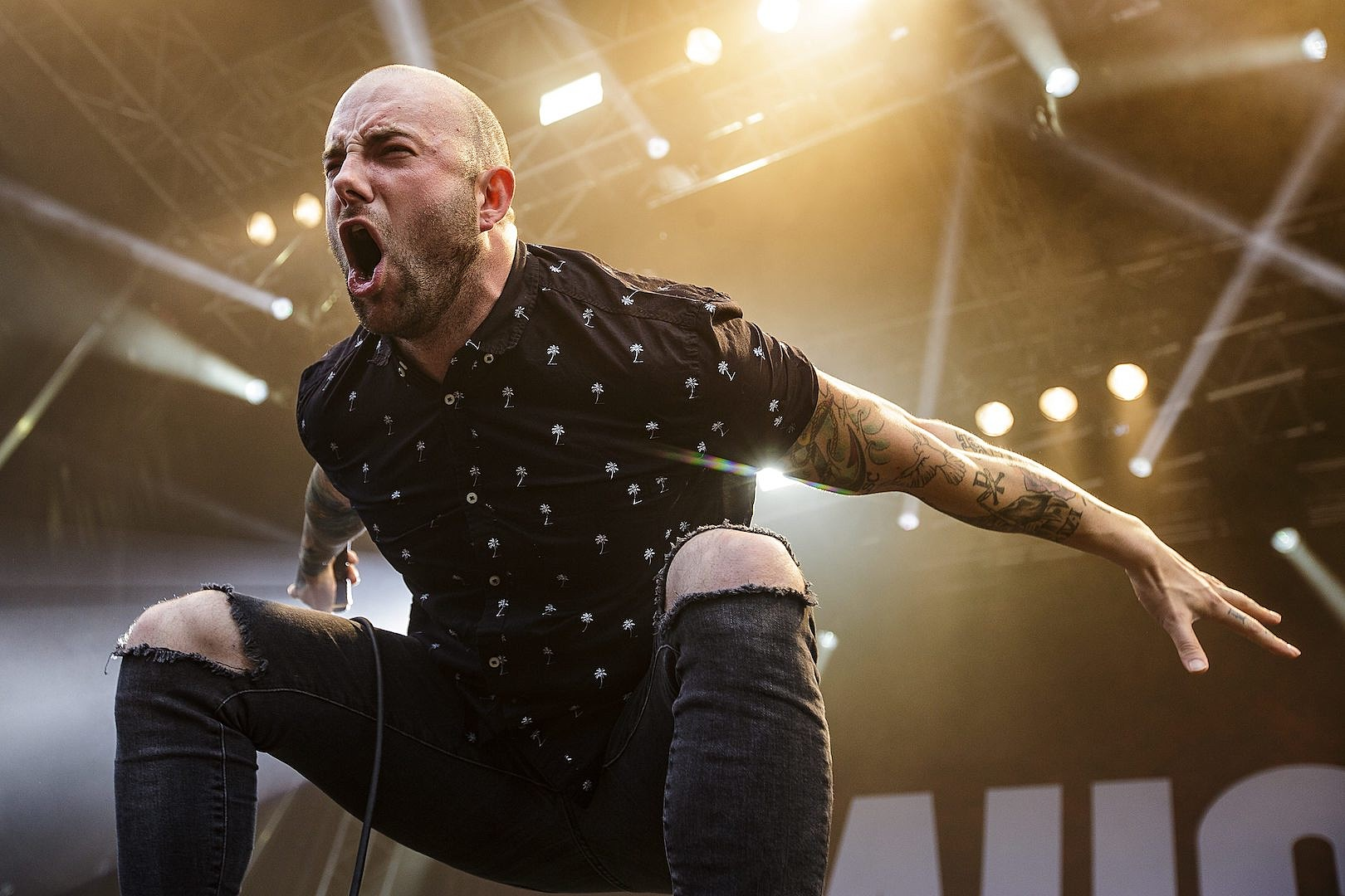 August Burns Red Playing 'Constellations' in Full on 2019 Tour