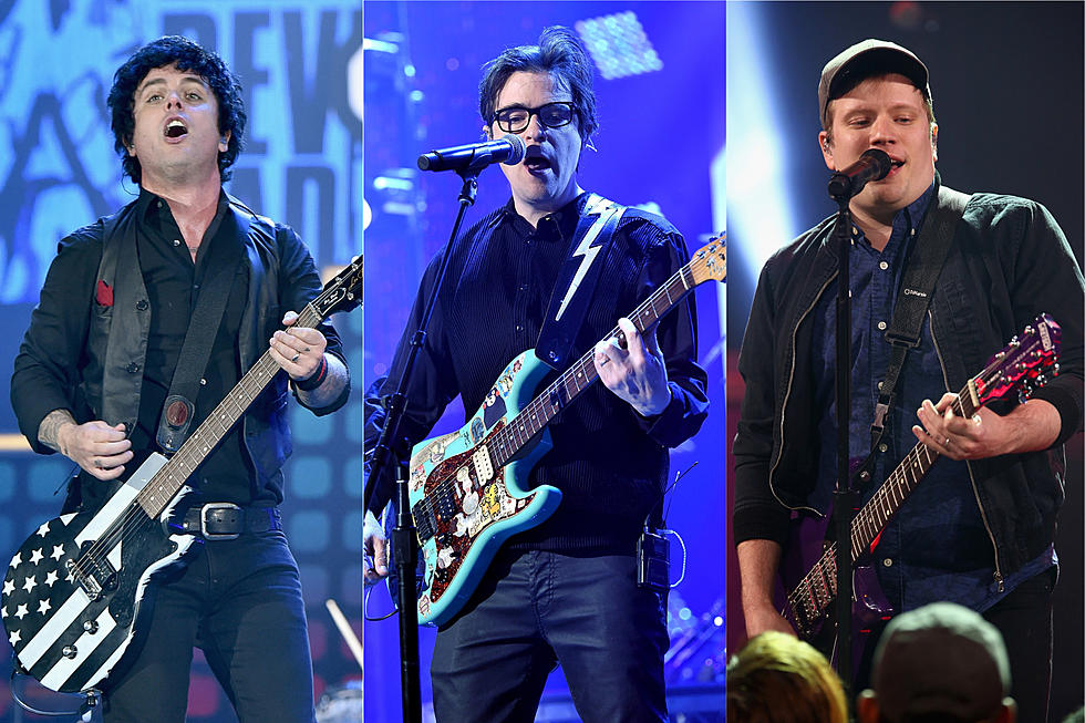 Green Day, Fall Out Boy + Weezer Reveal Stadium Tour + New Songs