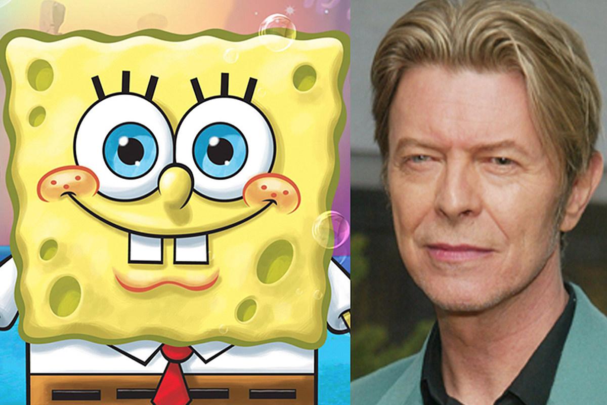 9 Awesome Rock Star 'SpongeBob' Cameos