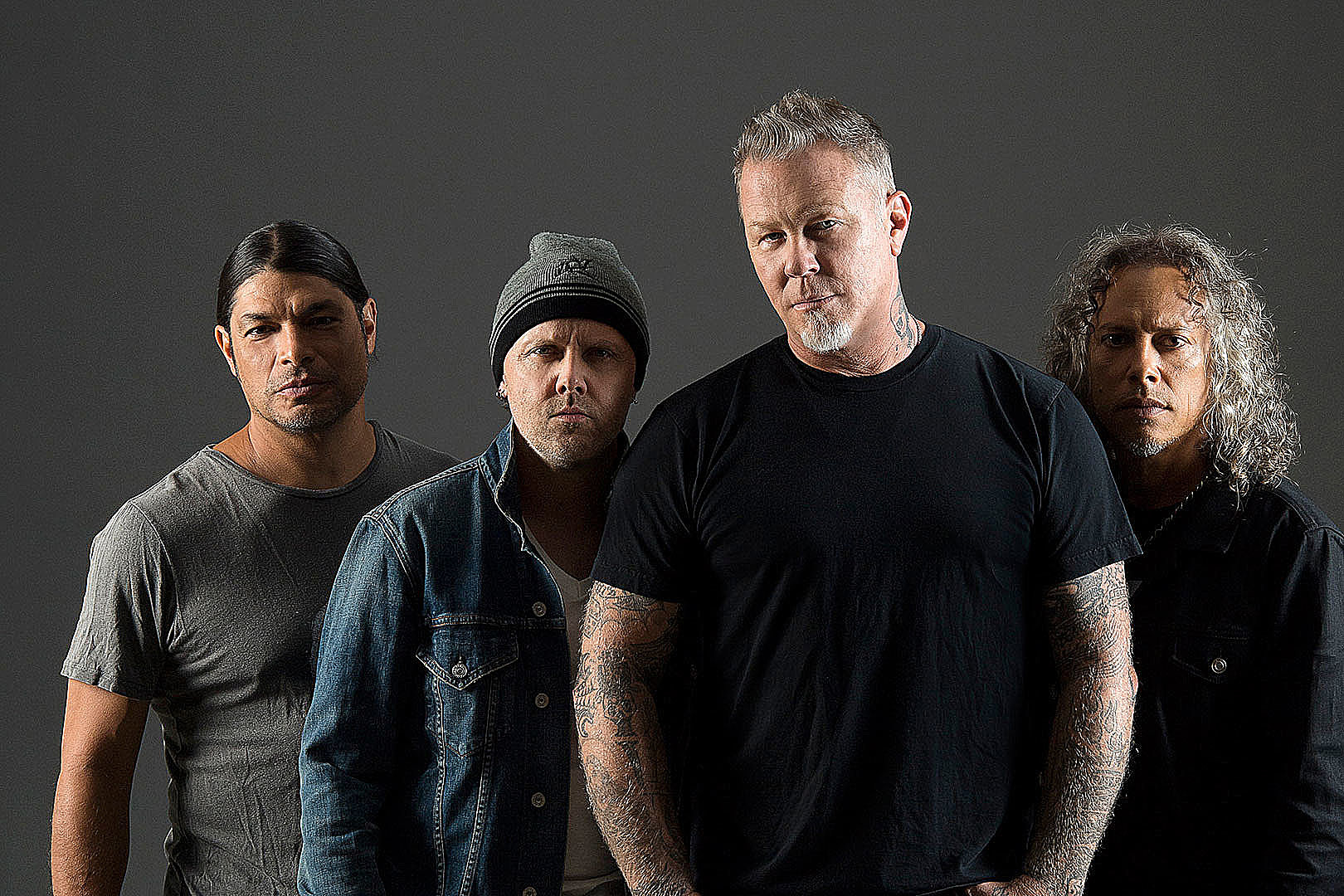 Metallica Are Back Together Rehearsing, See Clip of Full Band