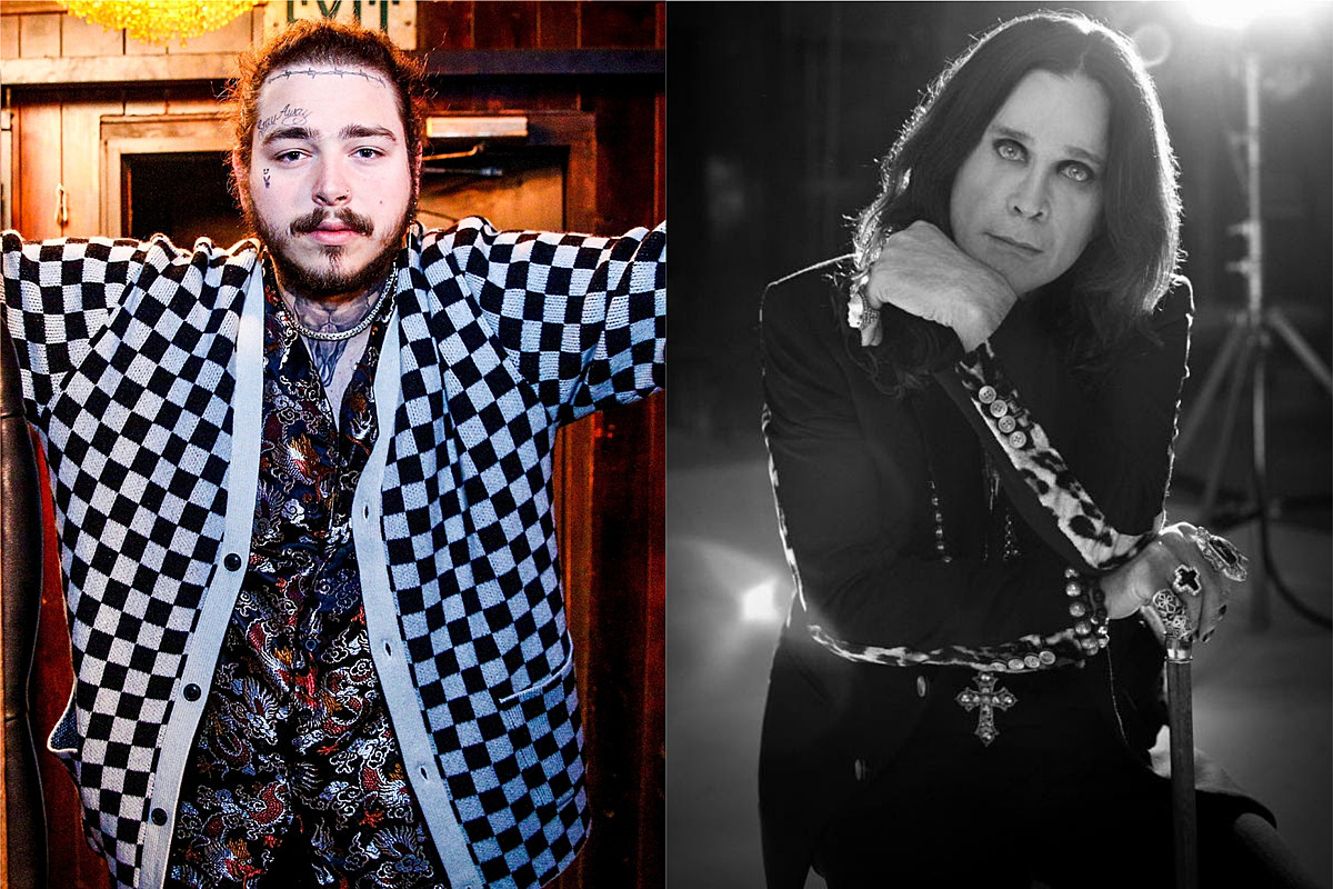 Post Malone: I Had No Idea Ozzy's Condition Was So Serious