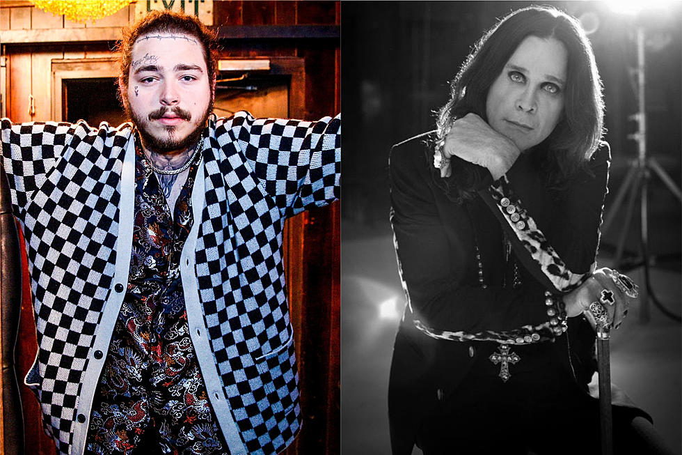 Post Malone: Collab is Ozzy's Favorite Thing Since Sabbath Ended