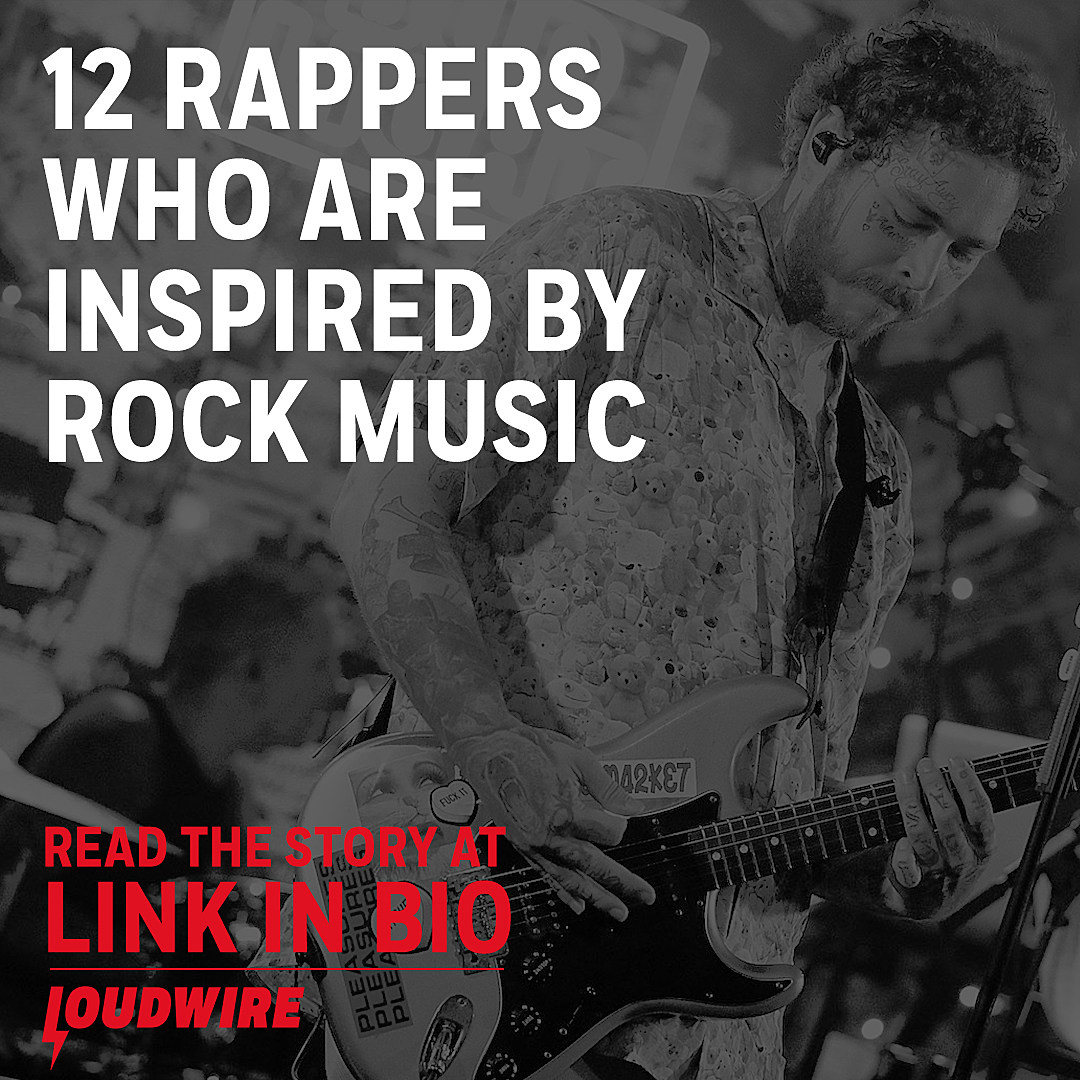 12 Rappers Who Are Inspired By Rock Music