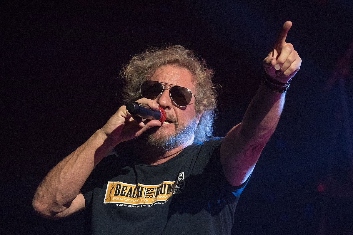 Sammy Hagar Would Be Happy to Do 'One Last Show' With Van Halen