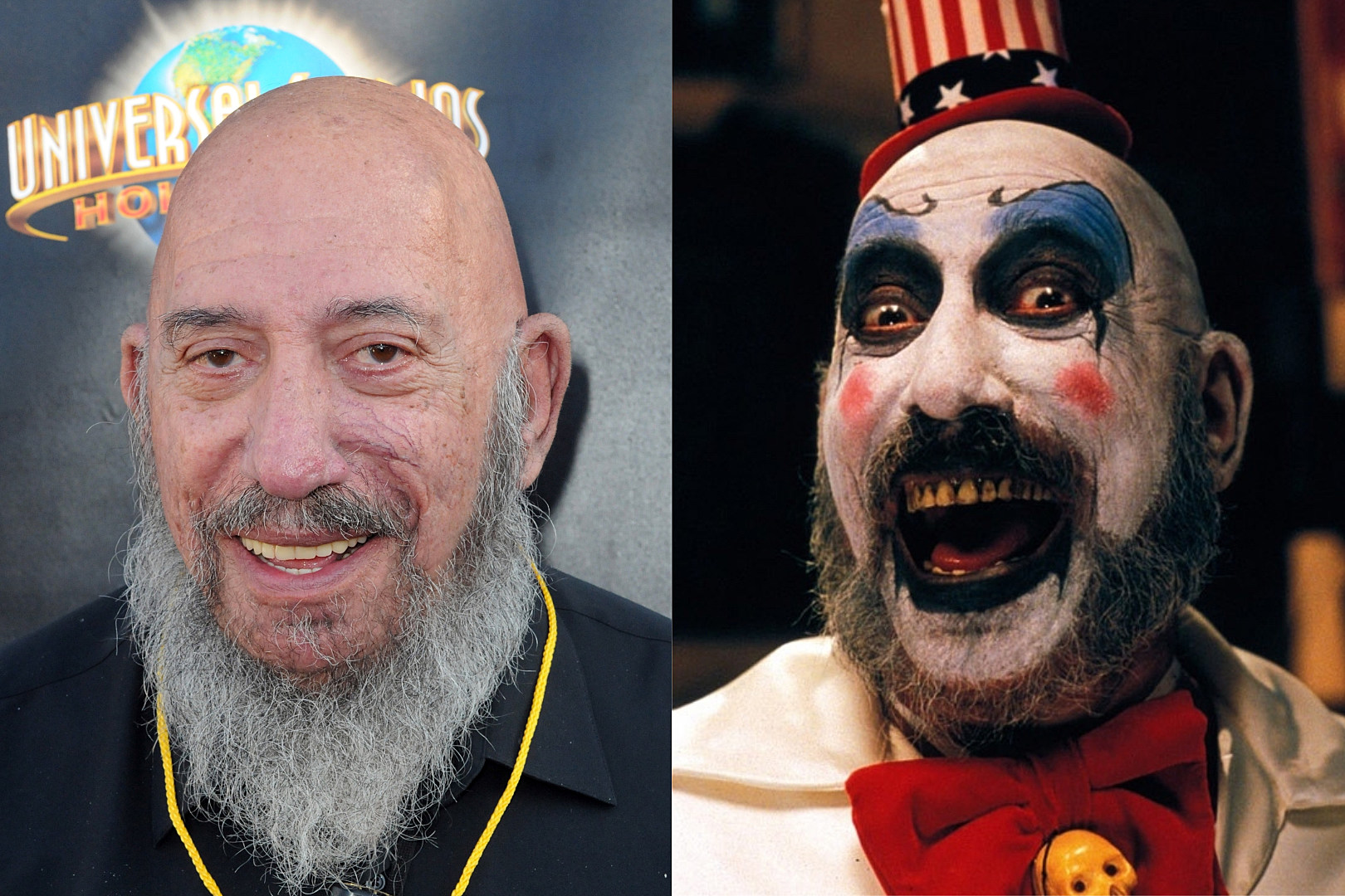 sid haig height