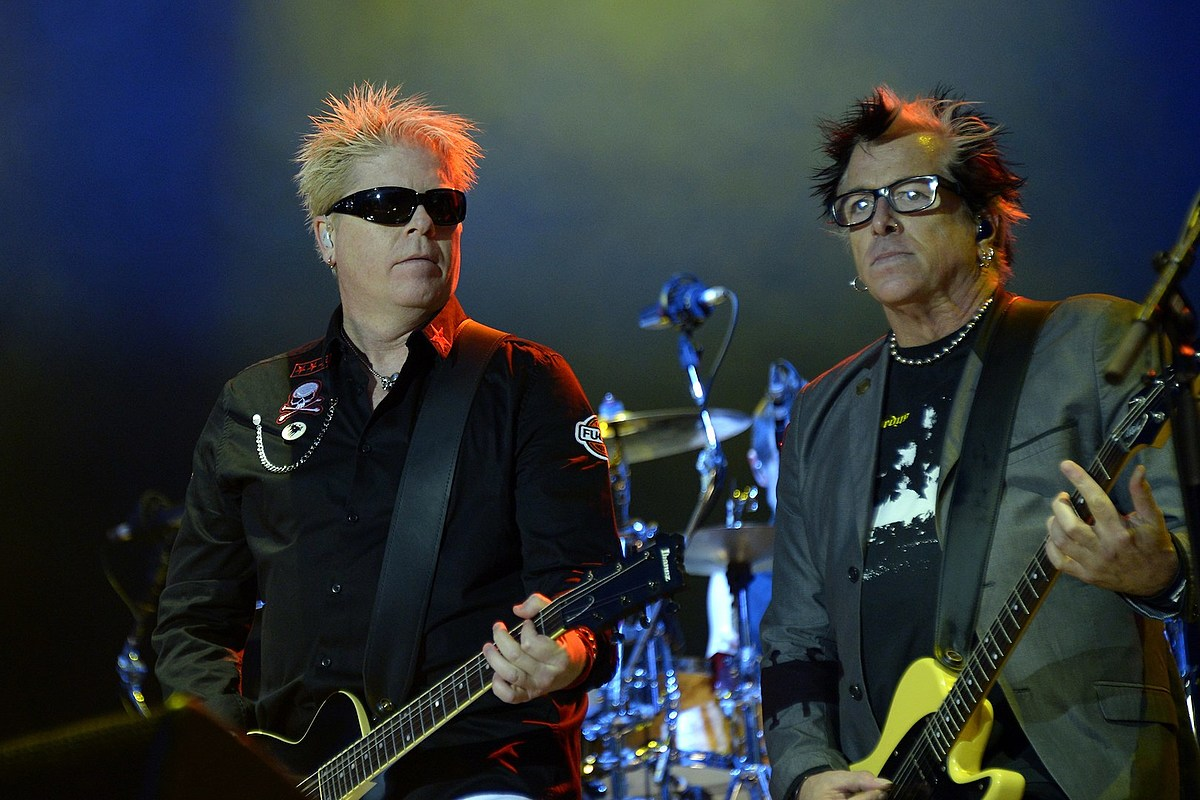 The Offspring to Perform Inside 'World of Tanks' Online Game