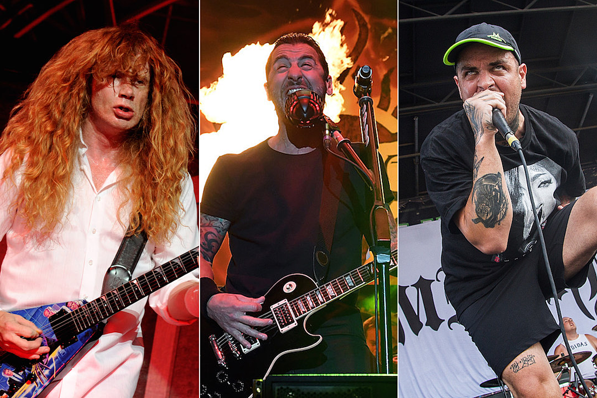 The 23 Most Savage Rock + Metal Diss Tracks of All Time