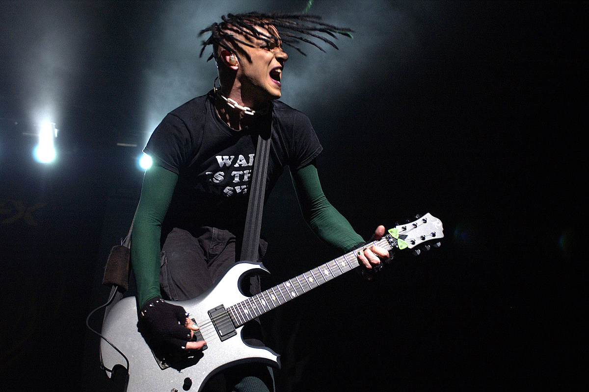 Tripp Eisen: Static-X Violate Wayne's Memory By Tweaking Songs