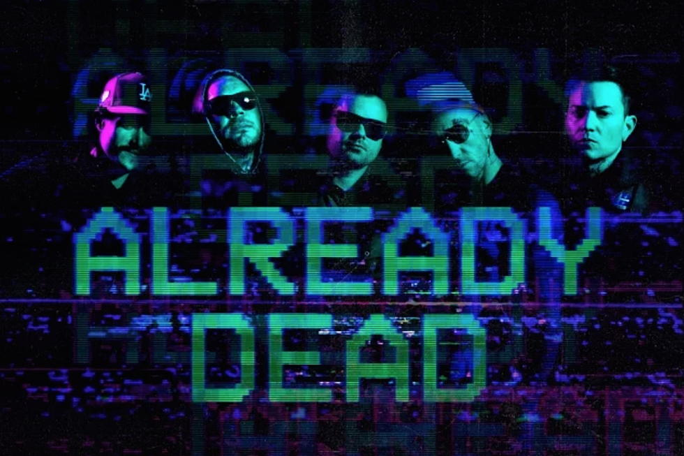 New Rap Albums 2020.Hollywood Undead Drop New Song Sixth Album Coming In 2020