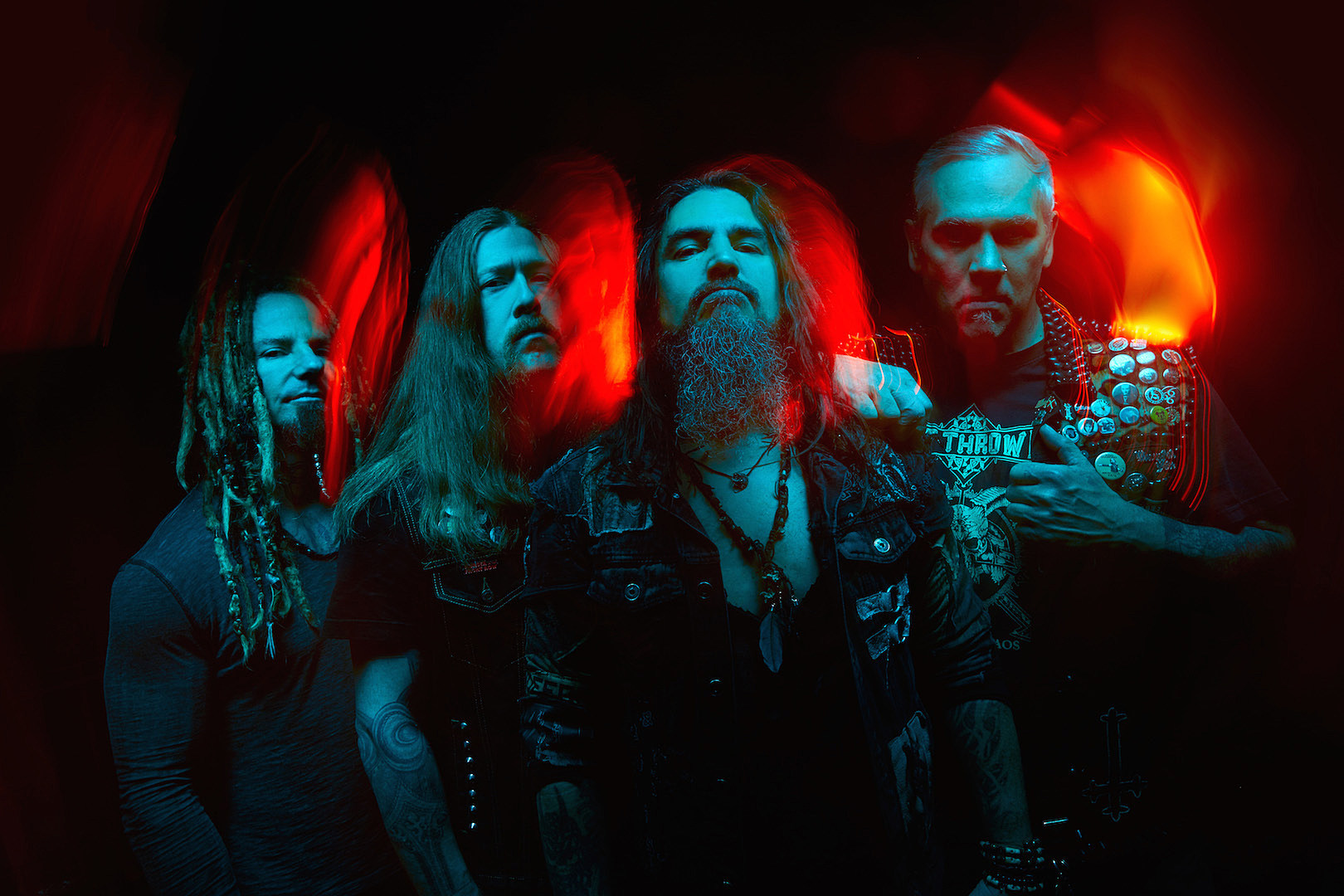 Machine Head 4 American Heavy Metal Band Poster Music Star Legend Black White