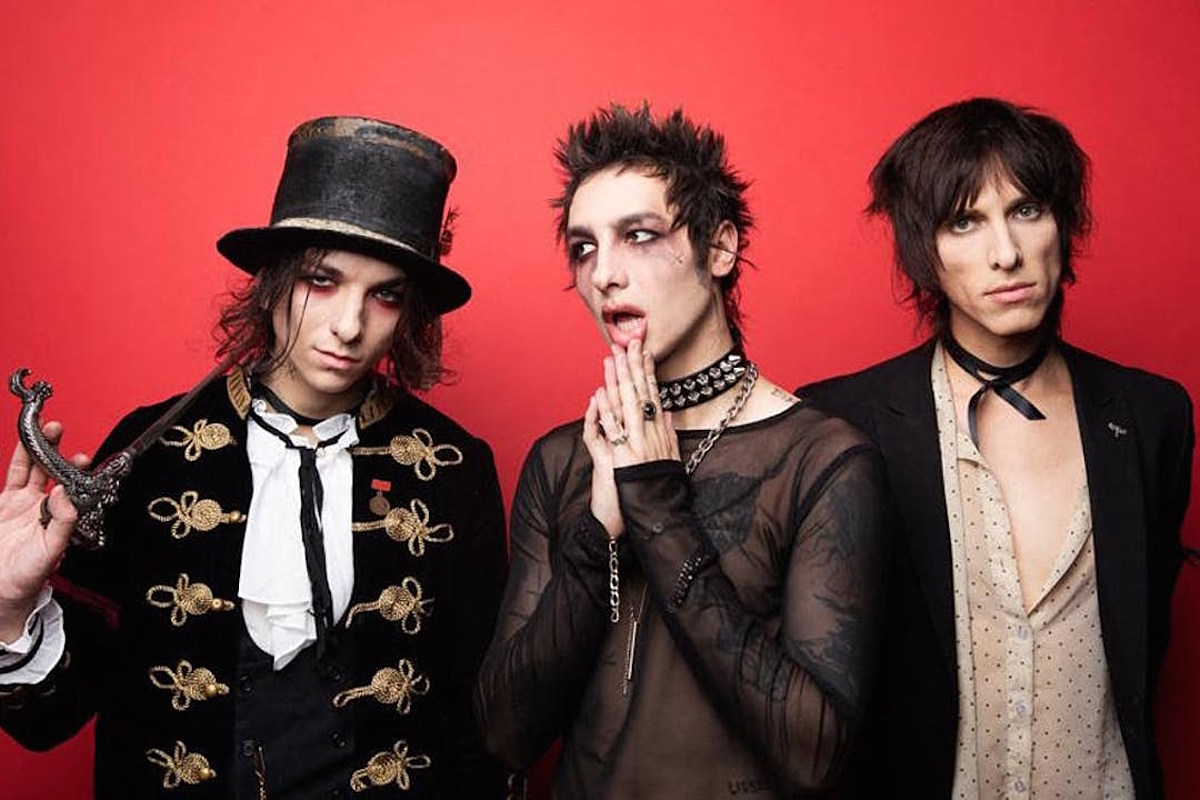 Palaye Royale Announce Spring Tour With The Hunna + Arrested Youth