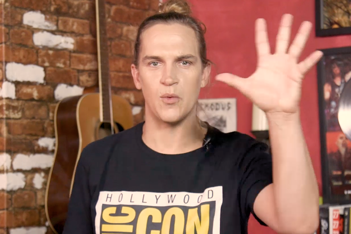 Jason Mewes Plays 'Wikipedia: Fact or Fiction?'