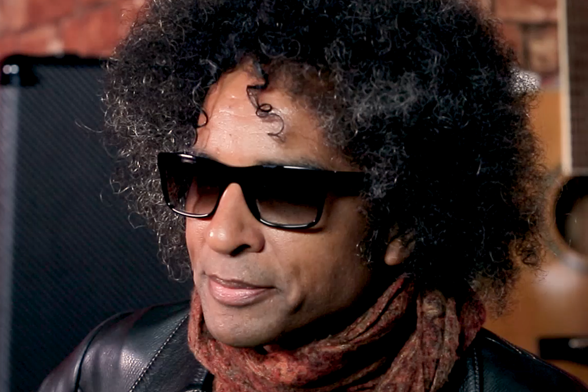 Alice in Chains' William DuVall Credits Jimi Hendrix + Ace Frehley for His Musical Start
