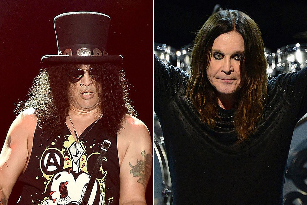Slash, Ozzy Osbourne + More Team Up for Anti-Bullying Film