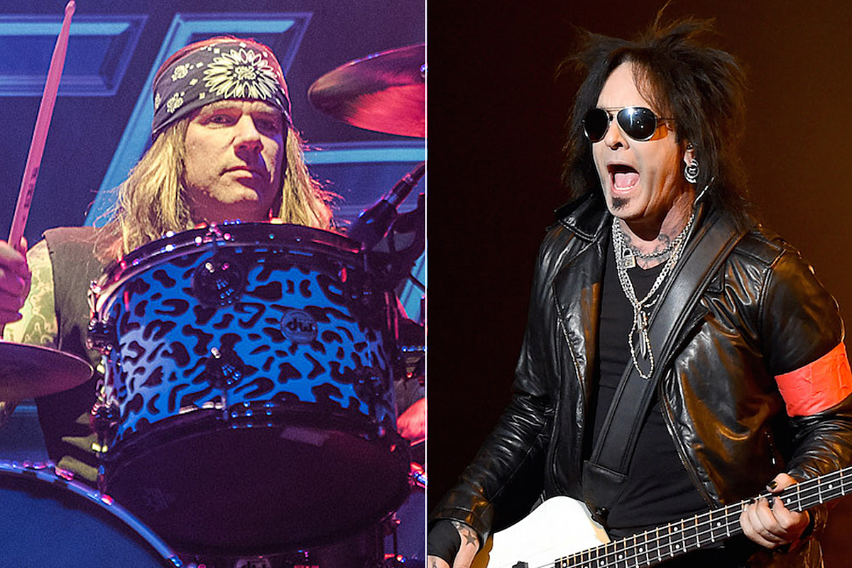 Steel Panther Respond to Nikki Sixx's 'Backstabbers' Diss