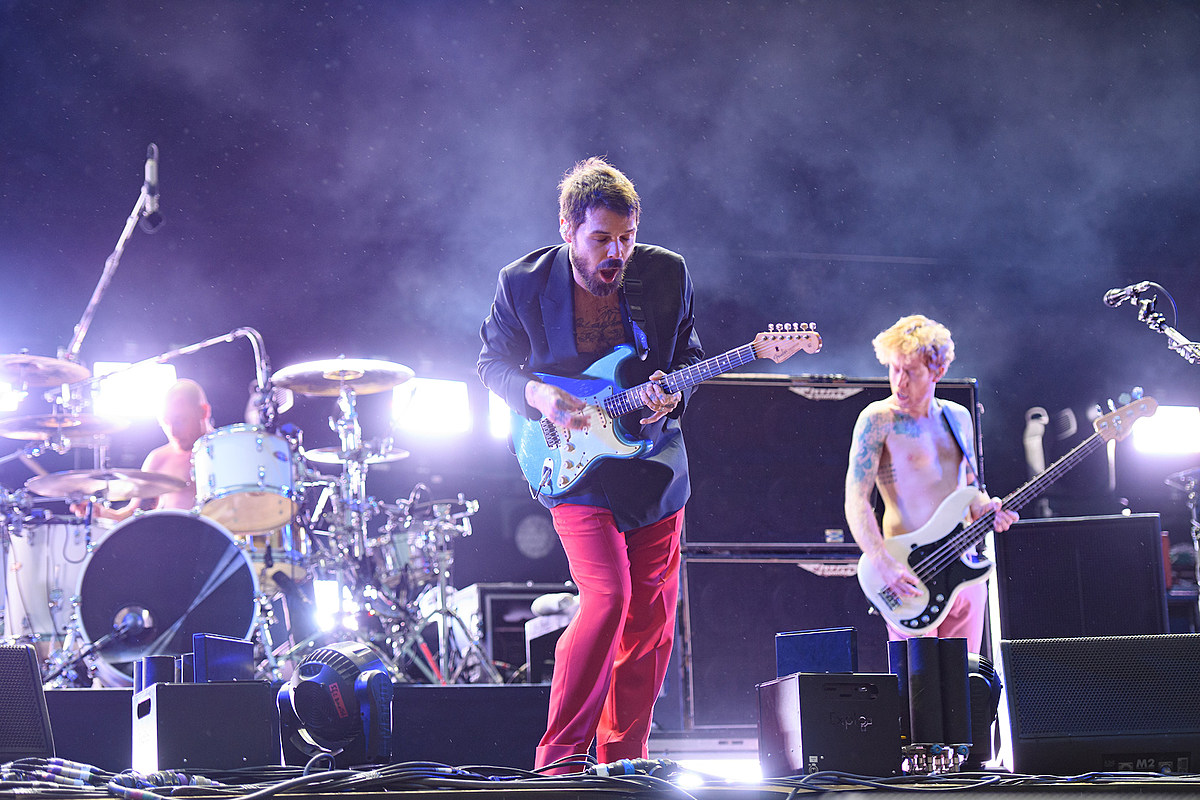 Biffy Clyro to Release New Album in the 'First Half of Next Year'