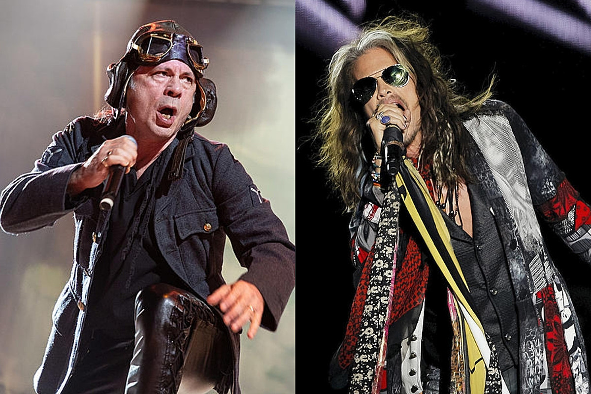 Iron Maiden + Aerosmith Among the Best-Selling Tours This Fall