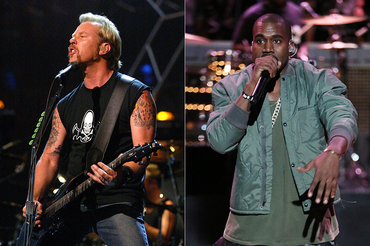 Hear This Metallica Classic Get Mashed Up With a Kanye West Song