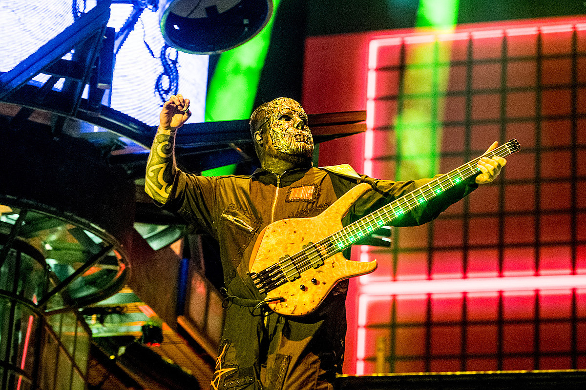 Slipknot Bassist V-Man Explains How He First Joined the Band