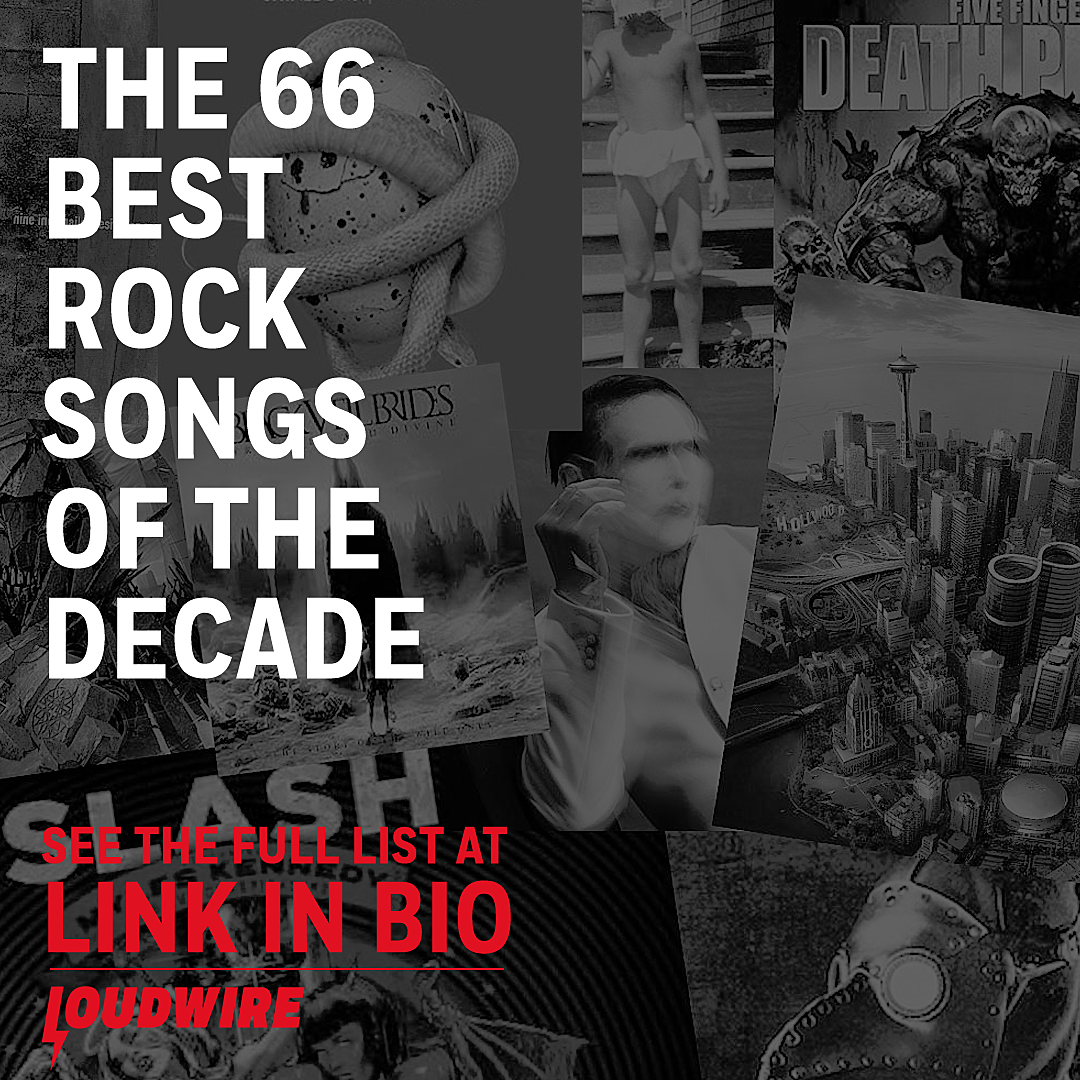 The 66 Best Rock Songs Of The Decade