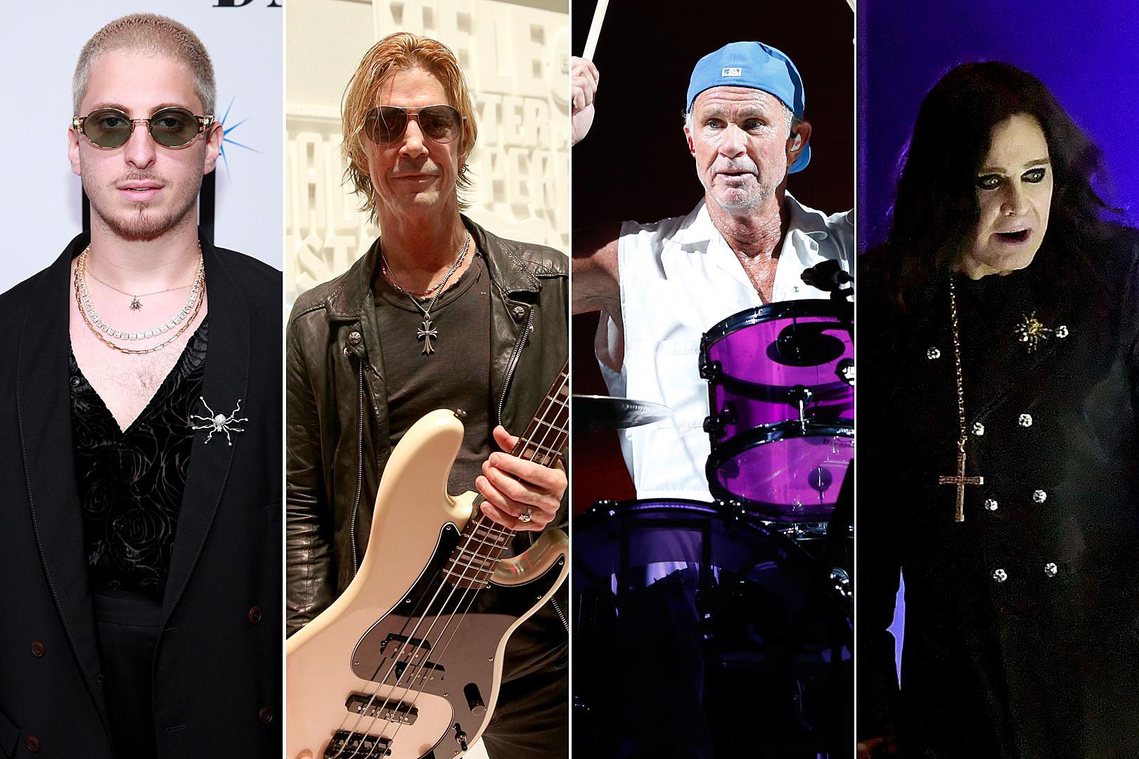 Lemmy, Ozzy + Slash Lead Documentary on L A 's Rainbow Bar