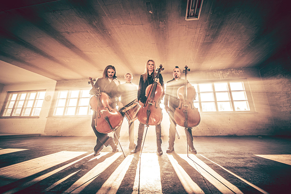 Apocalyptica to Play Spring North American Tour With Lacuna Coil