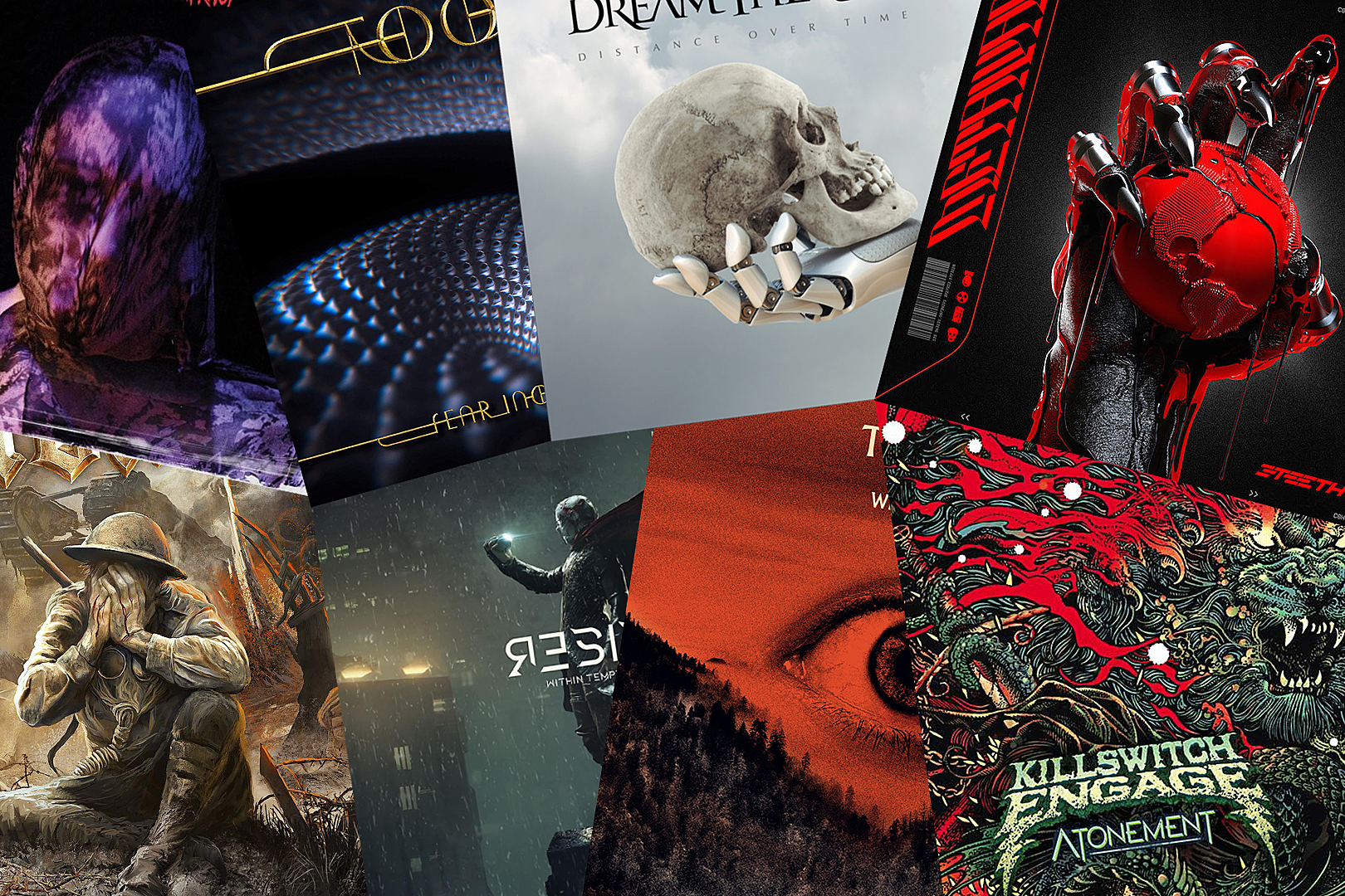 Best Metal Albums Of 2020.The 50 Best Metal Albums Of 2019