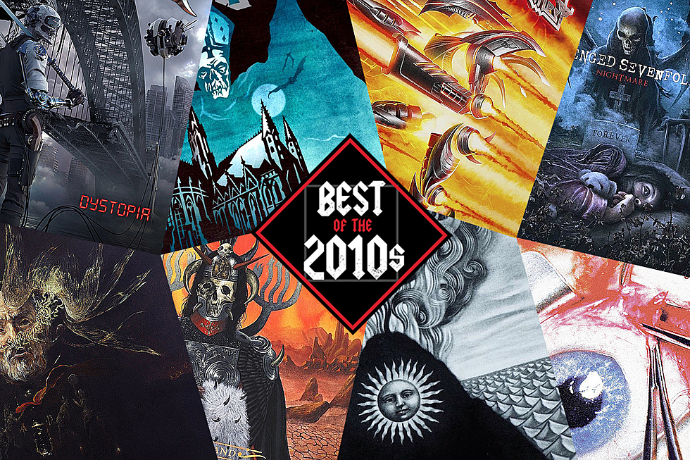 Best Rock Albums 2020.The 66 Best Metal Albums Of The Decade 2010 2019