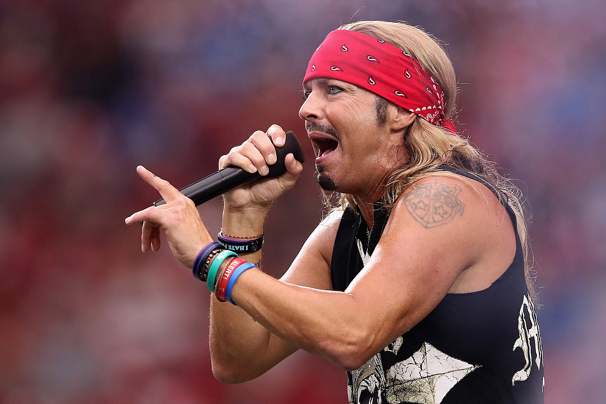 Poison's Bret Michaels Undergoing Skin Cancer Removal Procedure