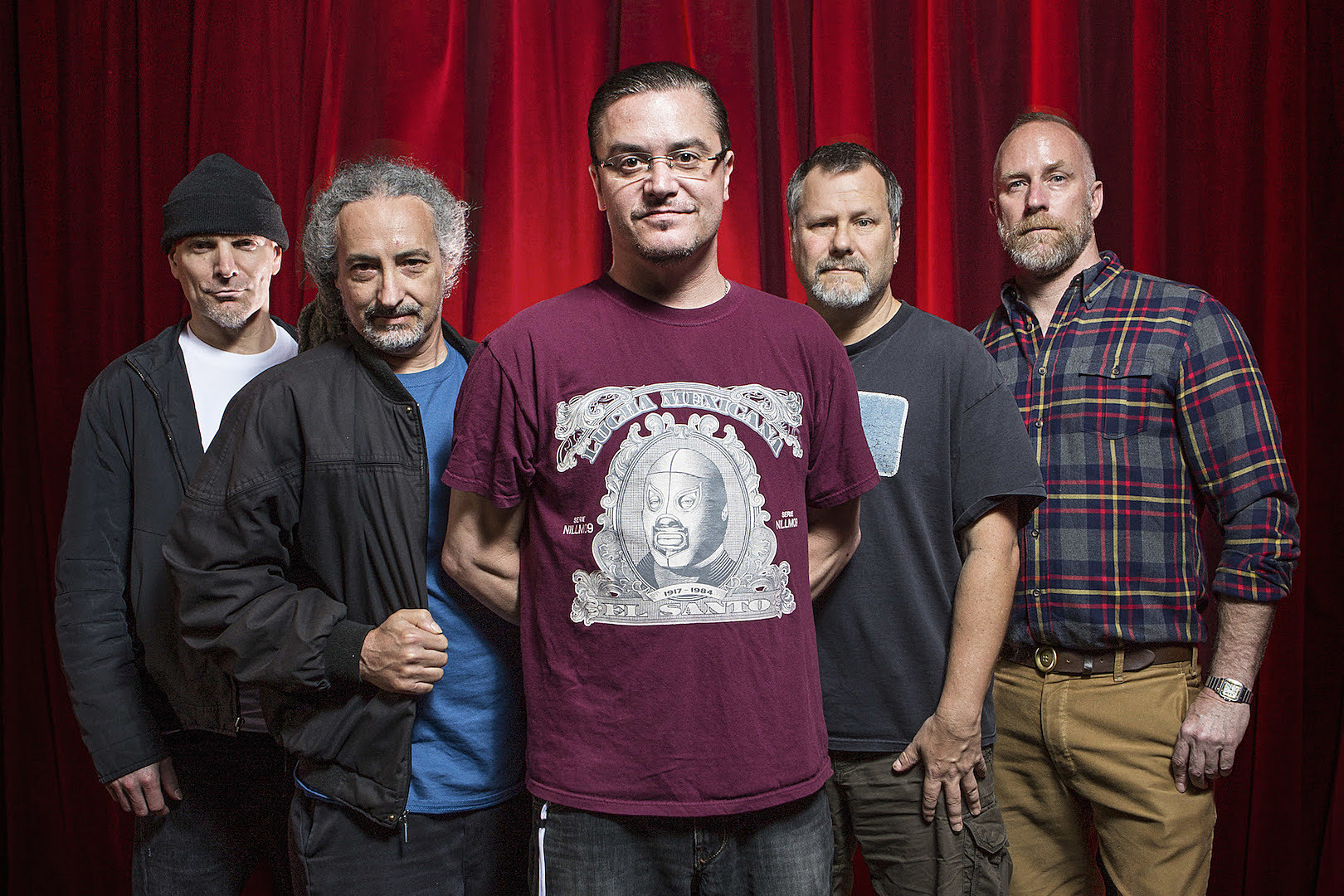Faith No More Launch Collectible Merch to Benefit Their Road Crew