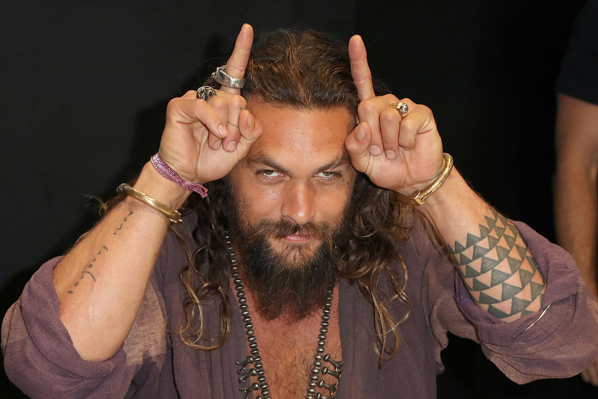 Jason Momoa Recruited Death Metal Vocalist for Screaming Lessons