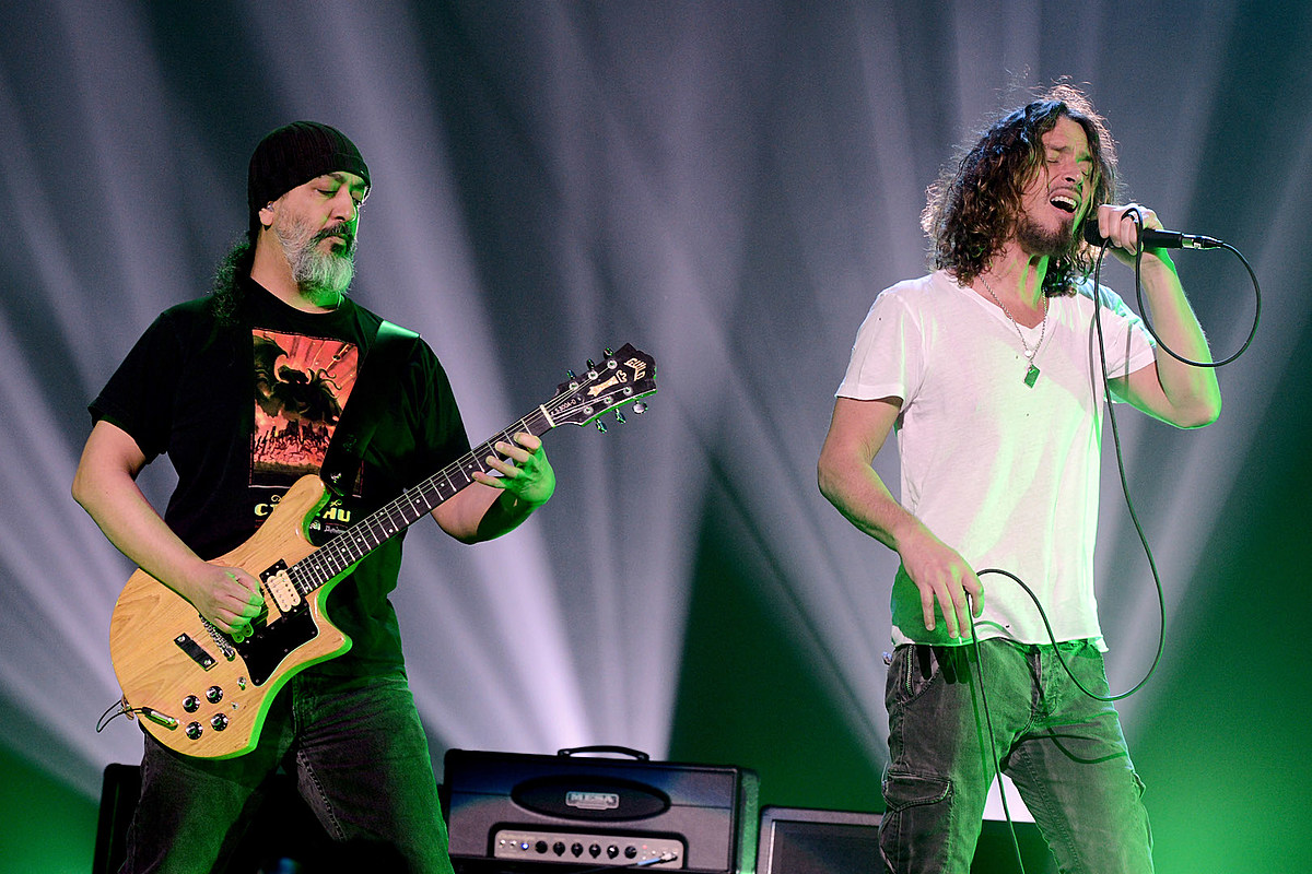 Kim Thayil Doesn't See Soundgarden Touring Without Chris Cornell