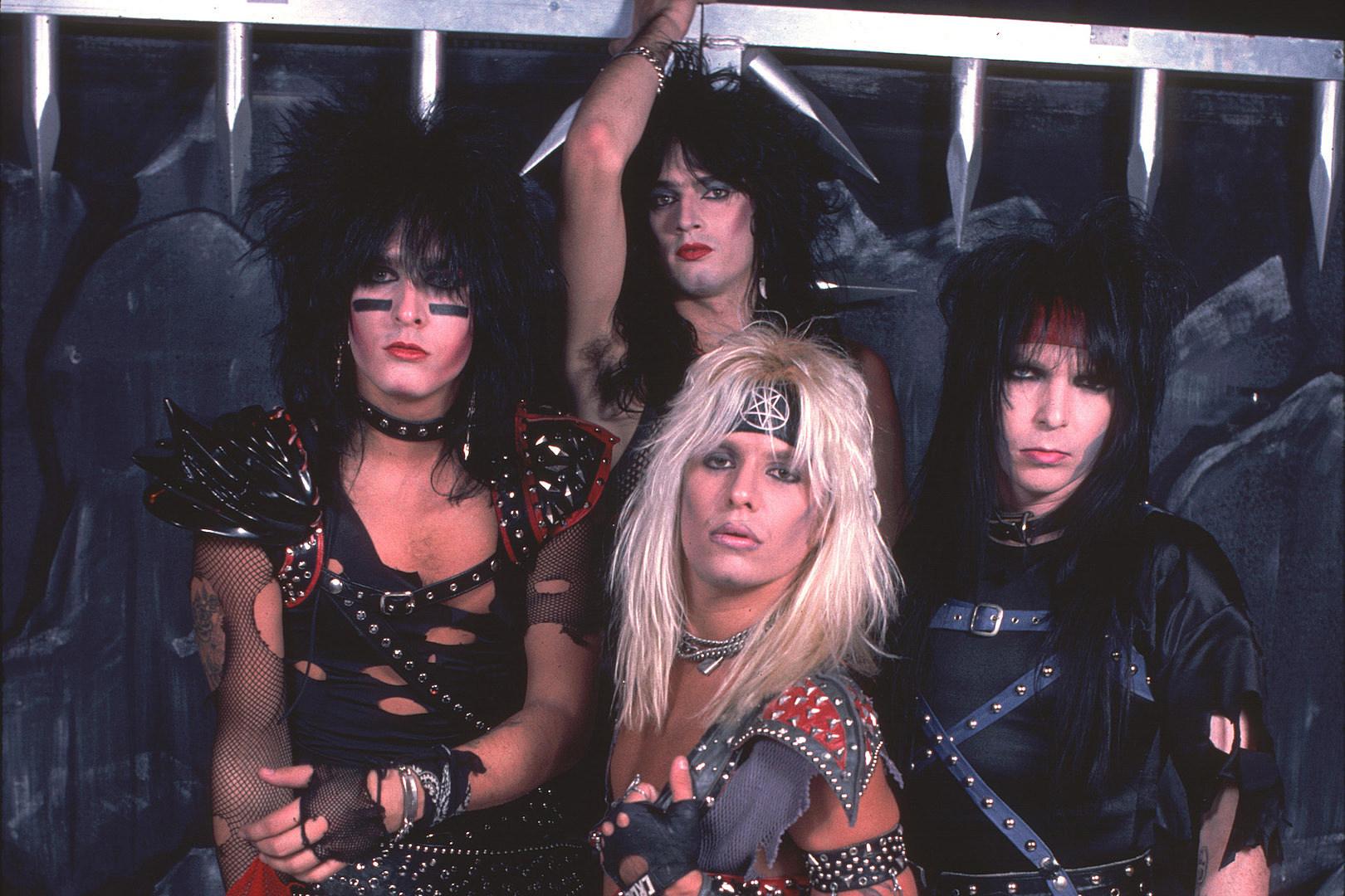 Hell On High Heels | Mötley Crüe Hell On High Heels Cast