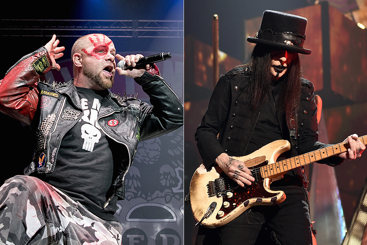 Ivan Moody + Mick Mars Guest On New Country Song