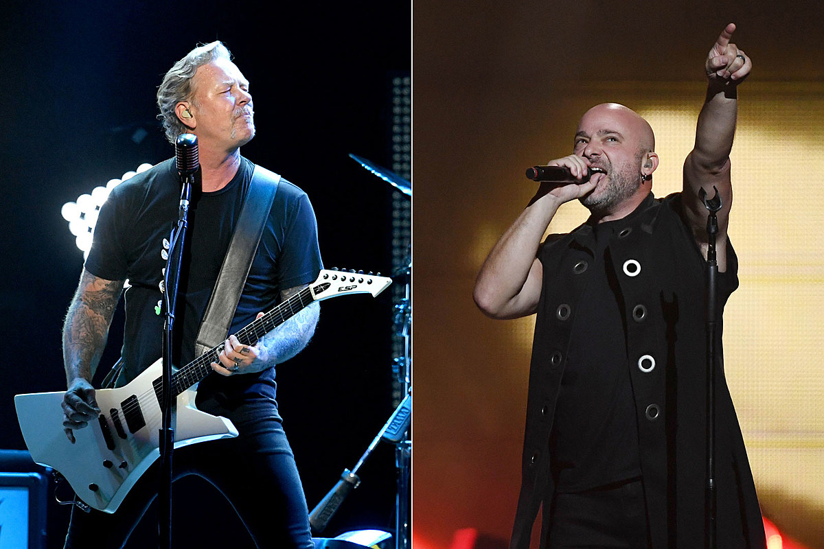 Metallica, Disturbed Lead Stacked 2020 Epicenter Festival Lineup