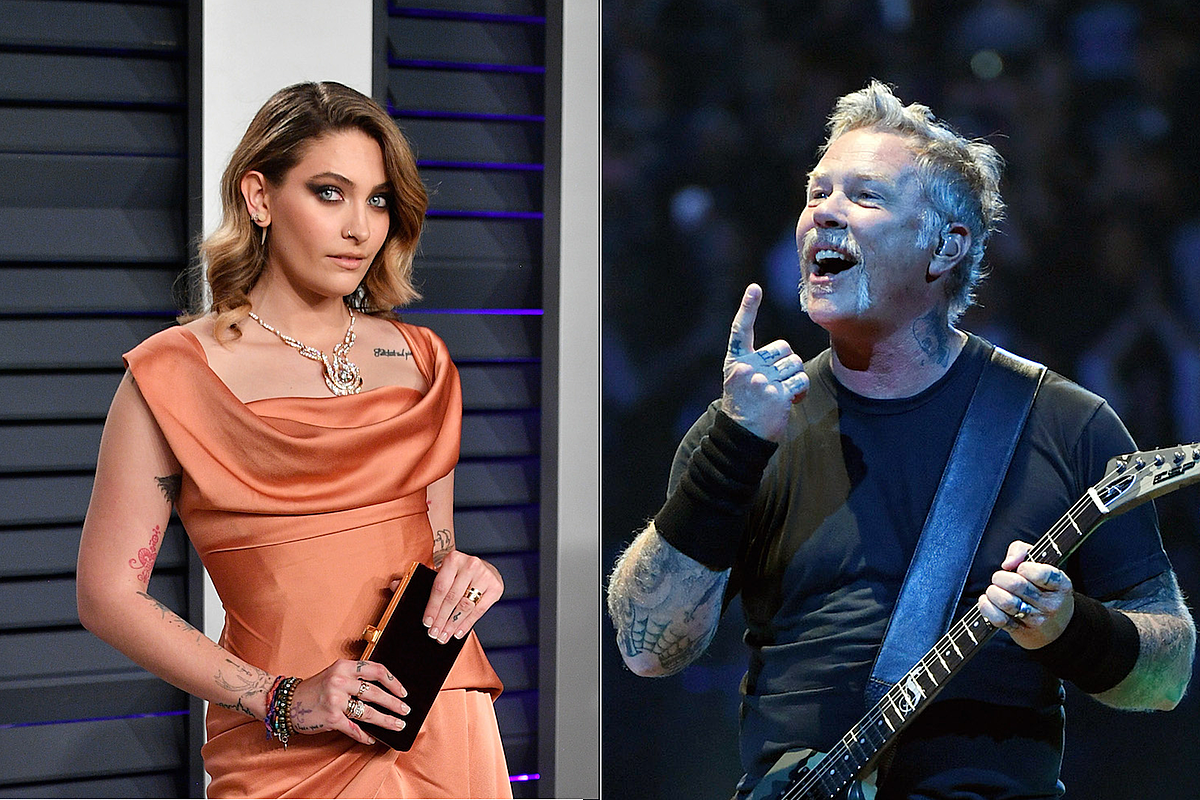 Michael Jackson's Daughter Paris Skipped Prom to See Metallica