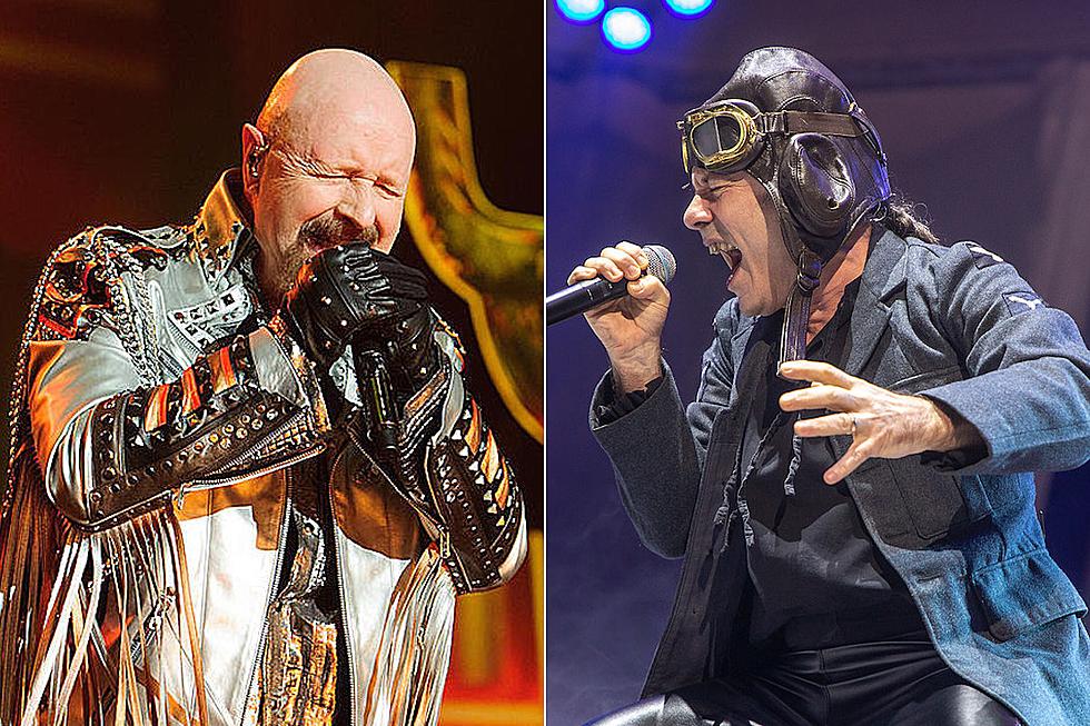Rob Halford Thinks Judas Priest + Iron Maiden Tour Can Happen